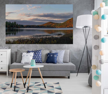 3D Valley Lake 126 Jerry LoFaro Wall Sticker
