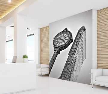3D Time Building 103 Assaf Frank Wall Mural Wall Murals