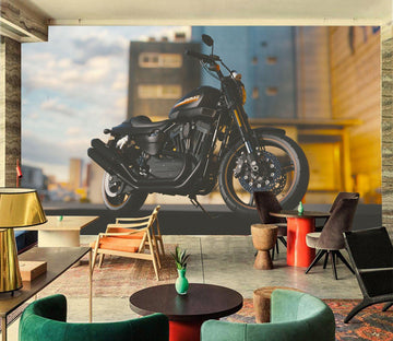 3D Bike 924 Vehicle Wall Murals Wallpaper AJ Wallpaper 2