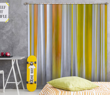 3D Autumn Forest 170 Marco Carmassi Curtain Curtains Drapes