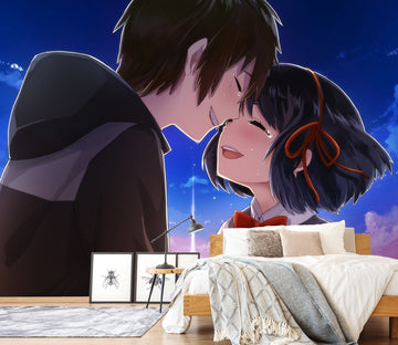 3D Your Name 084 Anime Wall Murals