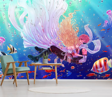 3D Fairy Tail 091 Anime Wall Murals