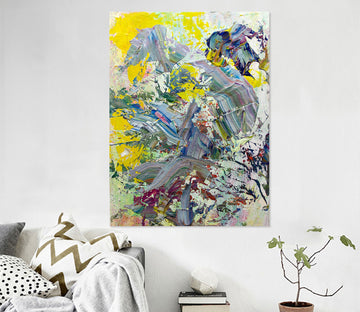 3D Abstract Art 288 Allan P. Friedlander Wall Sticker
