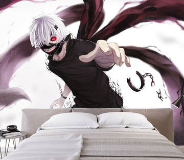 3D Tokyo Ghoul 066 Anime Wall Murals