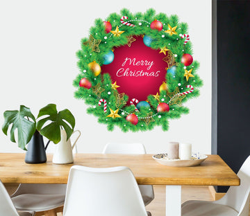 3D English Decorations 12 Wall Stickers