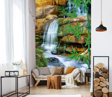 3D Stream Water 1537 Wall Murals