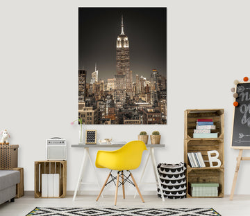 3D Pearl Of The Orient 052 Assaf Frank Wall Sticker