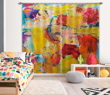 3D Abstract Art 239 Allan P. Friedlander Curtain Curtains Drapes Curtains AJ Creativity Home
