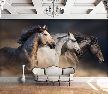 3D Handsome Horse 021