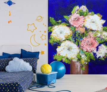 3D Beautiful Bouquet 259 Allan P. Friedlander Wall Mural Wall Murals
