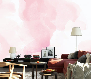 3D Pink Ink Pattern WG079 Wall Murals