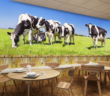 3D Cattle Ranch 167 Wall Murals
