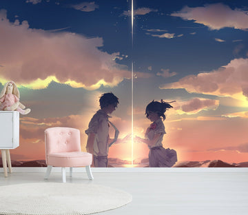 3D Your Name 077 Anime Wall Murals