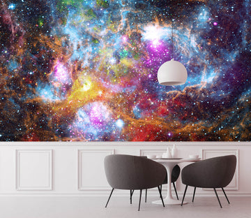 3D Color Starry Sky 1137 Wall Murals