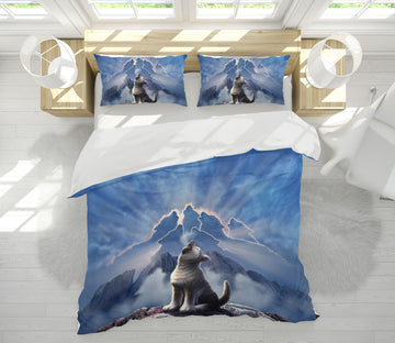3D Leader Of The Pack 18063 Jerry LoFaro bedding Bed Pillowcases Quilt