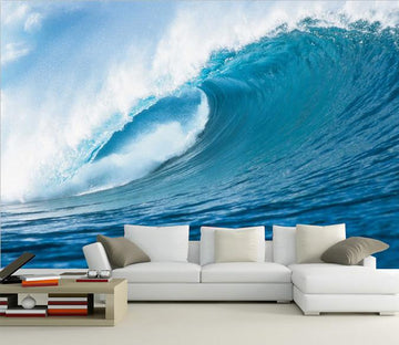 The Huge Waves 3 - AJ Walls - 1