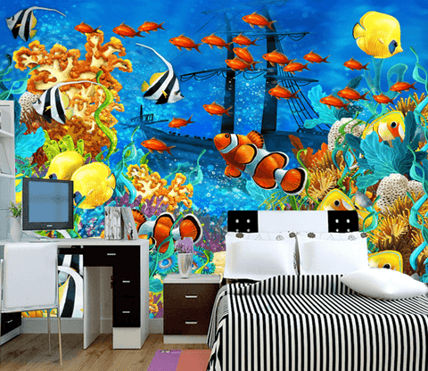 Colorful Underwater World - AJ Walls - 1