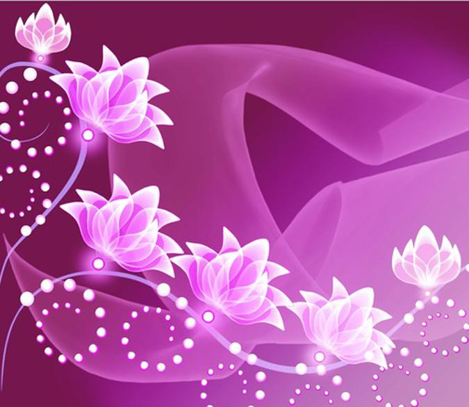 Purple Lotus - AJ Walls - 1