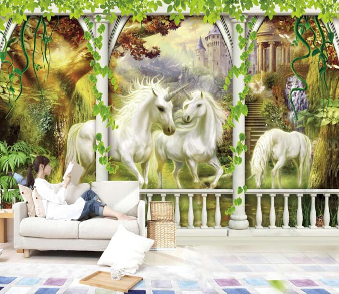3D Animal World - AJ Walls - 1