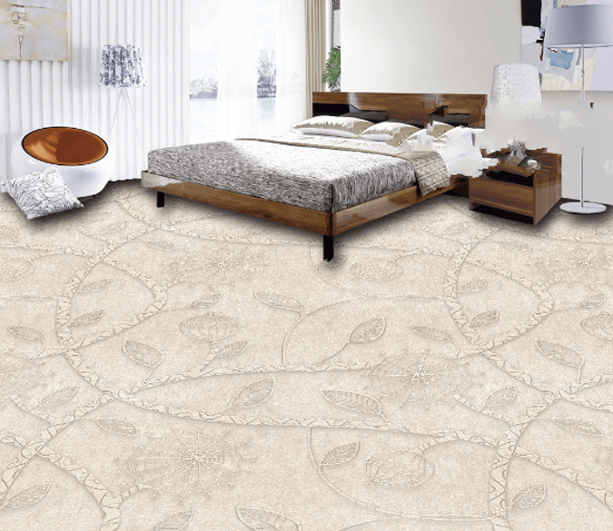 3D Elegant Vines Floor Mural Wallpaper AJ Wallpaper 2