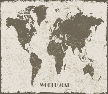 World Map 4 Wallpaper AJ Wallpaper
