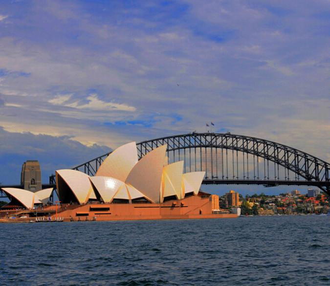 Sydney Harbour Bridge 1 Wallpaper AJ Wallpapers