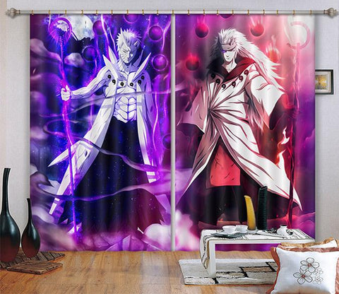 3D Fantastic Cartoon Roles 2470 Curtains Drapes