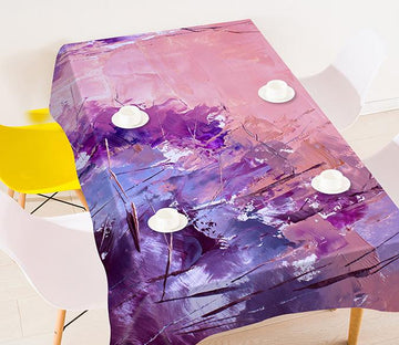 3D Abstract Oil Painting 492 Tablecloths Wallpaper AJ Wallpaper