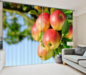 3D Apple Tree 862 Curtains Drapes Wallpaper AJ Wallpaper
