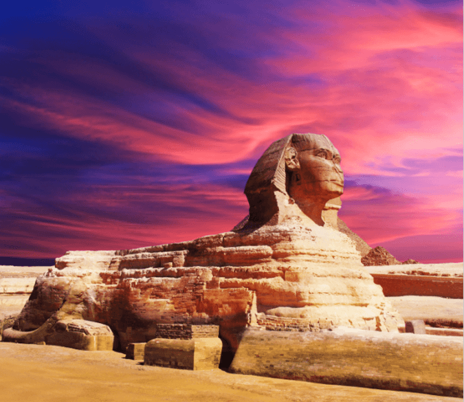 The Great Sphinx Wallpaper AJ Wallpaper