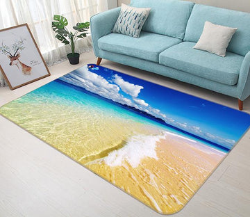 3D Beautiful Sea Scenery 187 Non Slip Rug Mat Mat AJ Creativity Home