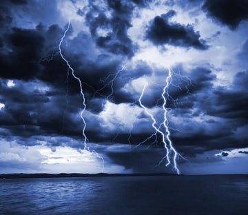 Thunder Cloud Lightning 2 Wallpaper AJ Wallpaper
