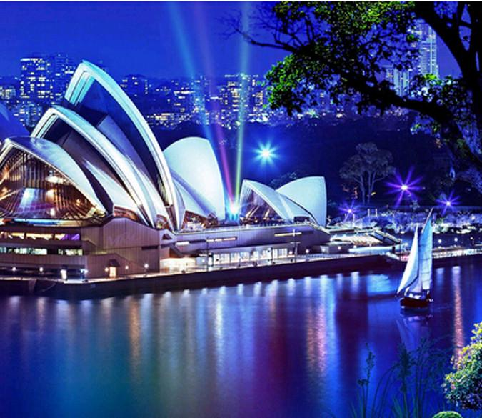 Sydney Opera House 5 Wallpaper AJ Wallpapers