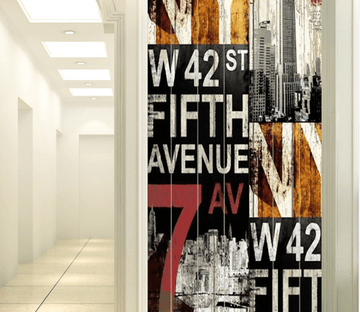Fifth Avenue Wallpaper AJ Wallpaper 2