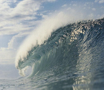 Huge Wave Wallpaper AJ Wallpaper