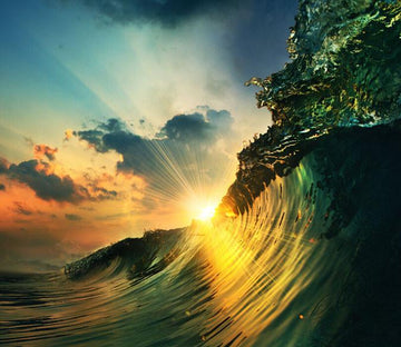 Dazzling Surf Wallpaper AJ Wallpaper