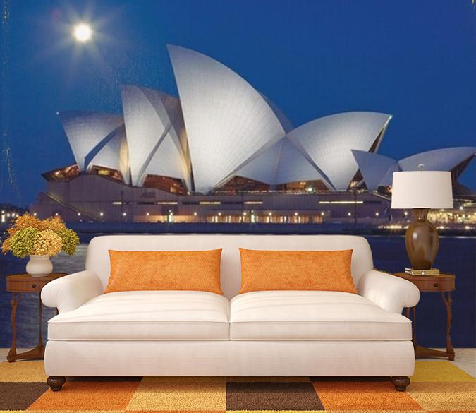Sydney Opera House 3 Wallpaper AJ Wallpapers
