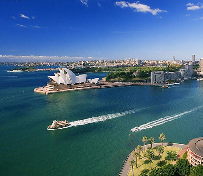 Sydney Scenery Wallpaper AJ Wallpapers