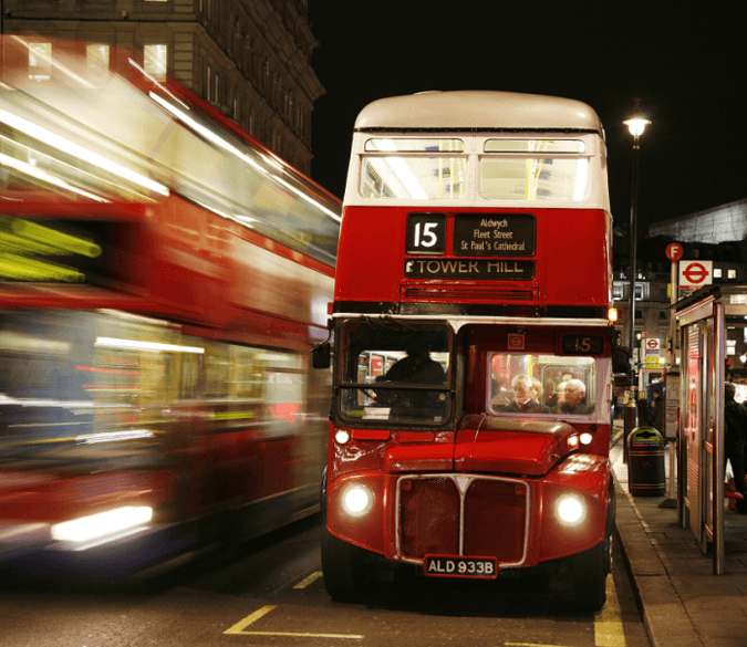 Running Bus Wallpaper AJ Wallpaper
