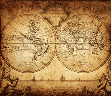 World Map 3 Wallpaper AJ Wallpaper