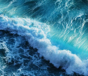 Beautiful Sea Wave Wallpaper AJ Wallpaper