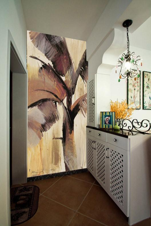 Banana Tree Painting 1 - AJ Walls - 3