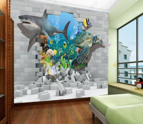Delightful 3D Lifelike Shark   AJ Walls   1 Part 21