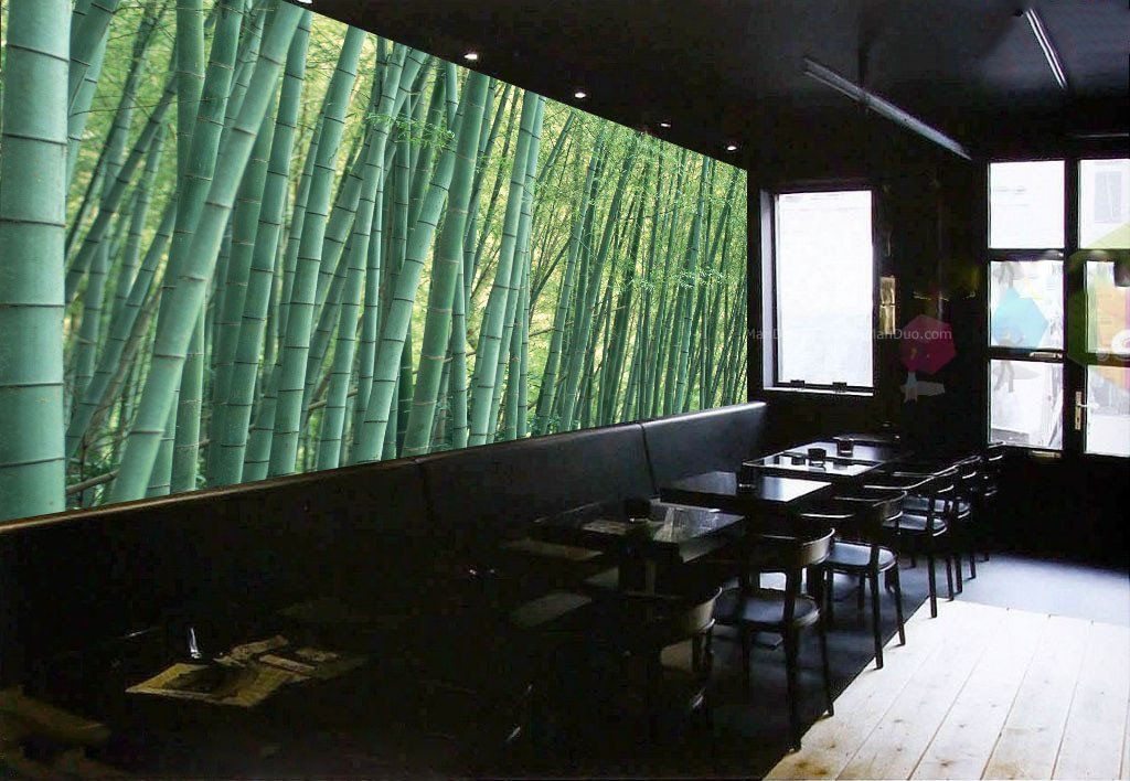 Bamboo Forest 9 - AJ Walls - 2