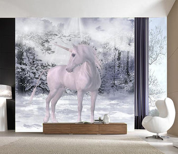 3D Dream Unicorn 277 Wallpaper AJ Wallpaper