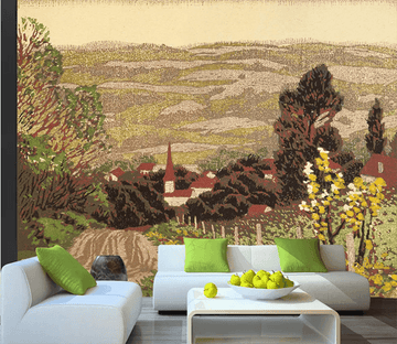 3D Landscape Painting 1618 Wallpaper AJ Wallpaper 2