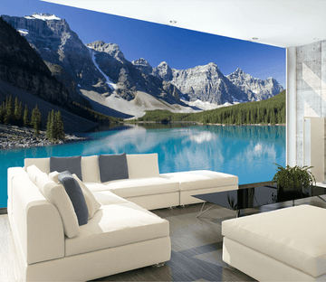 3D Alpine River 008