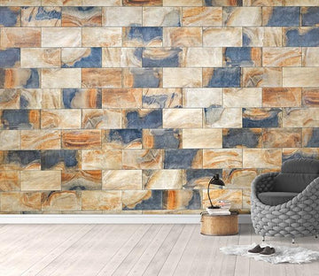 3D Stone Brick 150 Wallpaper AJ Wallpaper