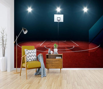 3D Basketball Hoop 019 Wallpaper AJ Wallpaper