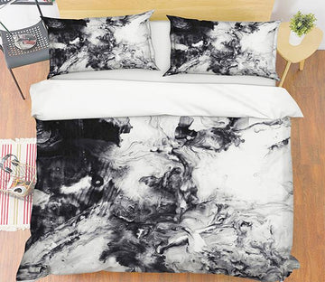 3D Abstract Texture 233 Bed Pillowcases Quilt